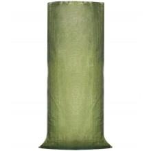 Мешок строительный зеленый полипропилен