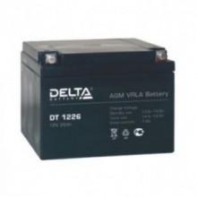 АКБ-26А/ч Delta 12В Аккумуляторная батарея