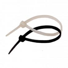 Стяжка для кабеля 200х2,5 черная (100 шт/уп)